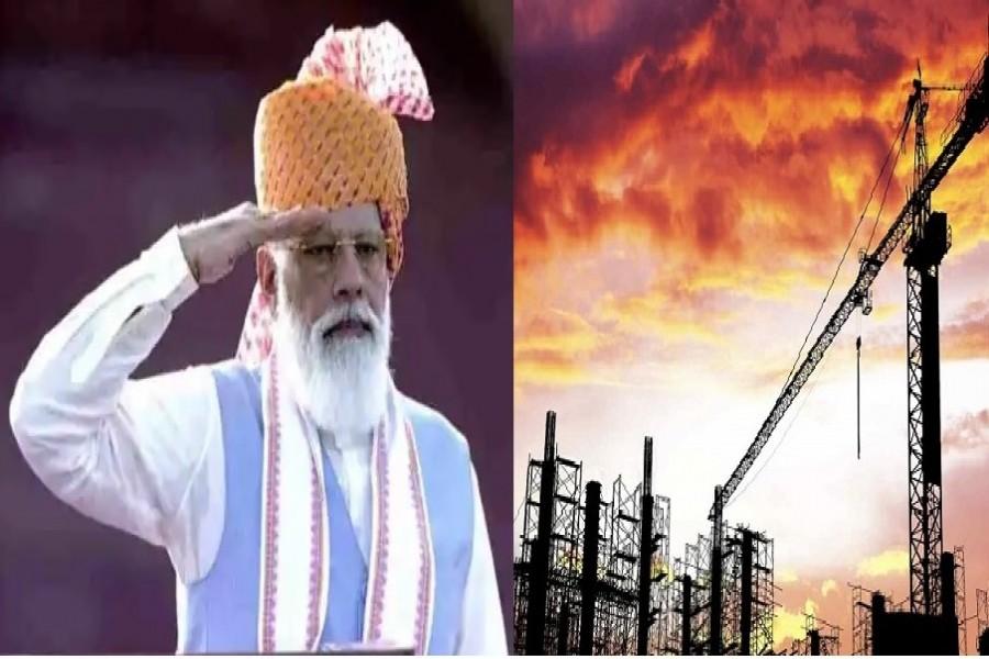 PM announces Rs 100 trillion Gatishakti scheme for infra growth